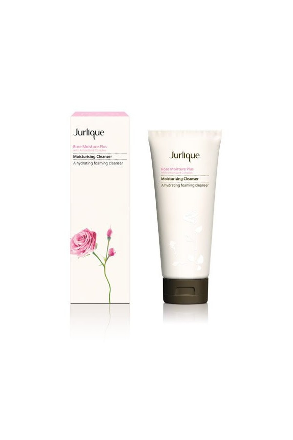 Rose Moisture Plus Moisturising Cleanser
