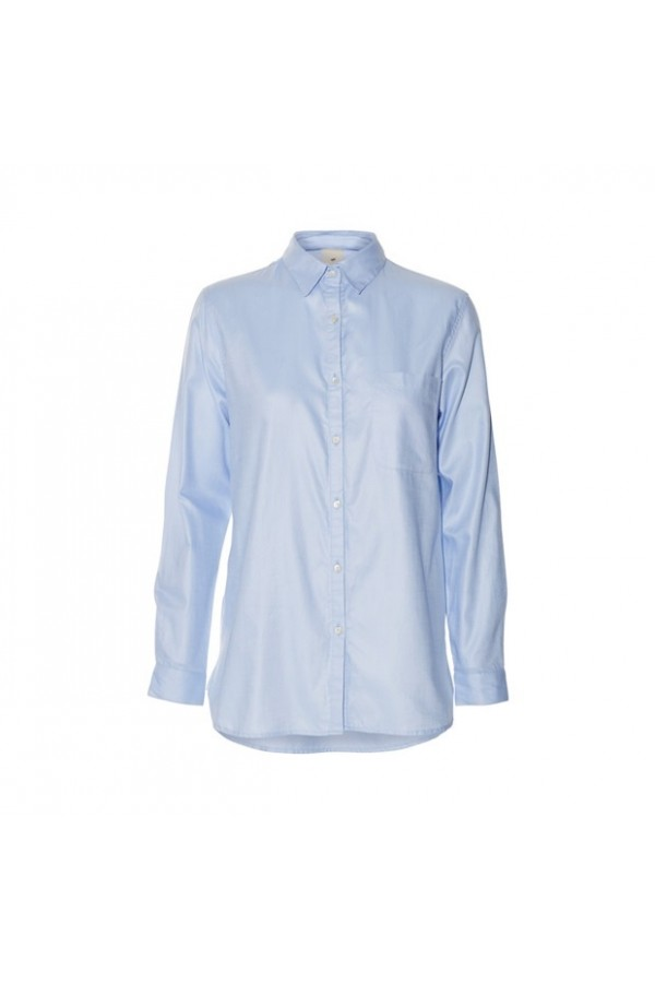 The Basic Collection - Blue Shirt