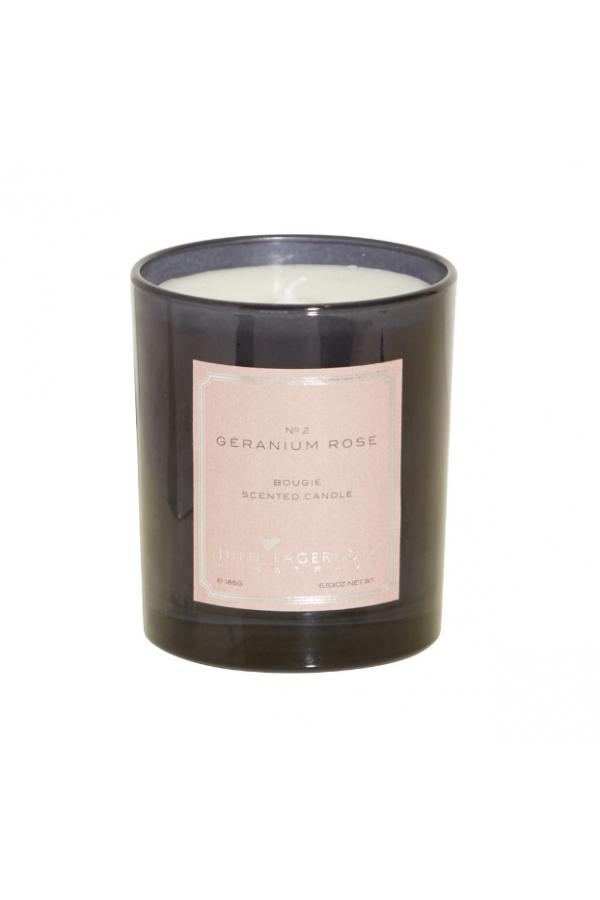 Géranium Rose Scented Candle